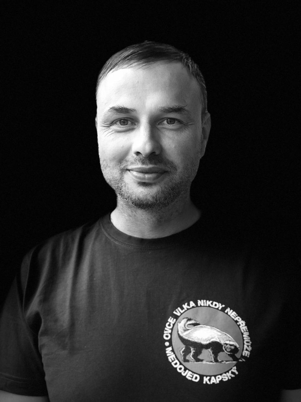 Rudolf Kotrč instruktor Krav Maga