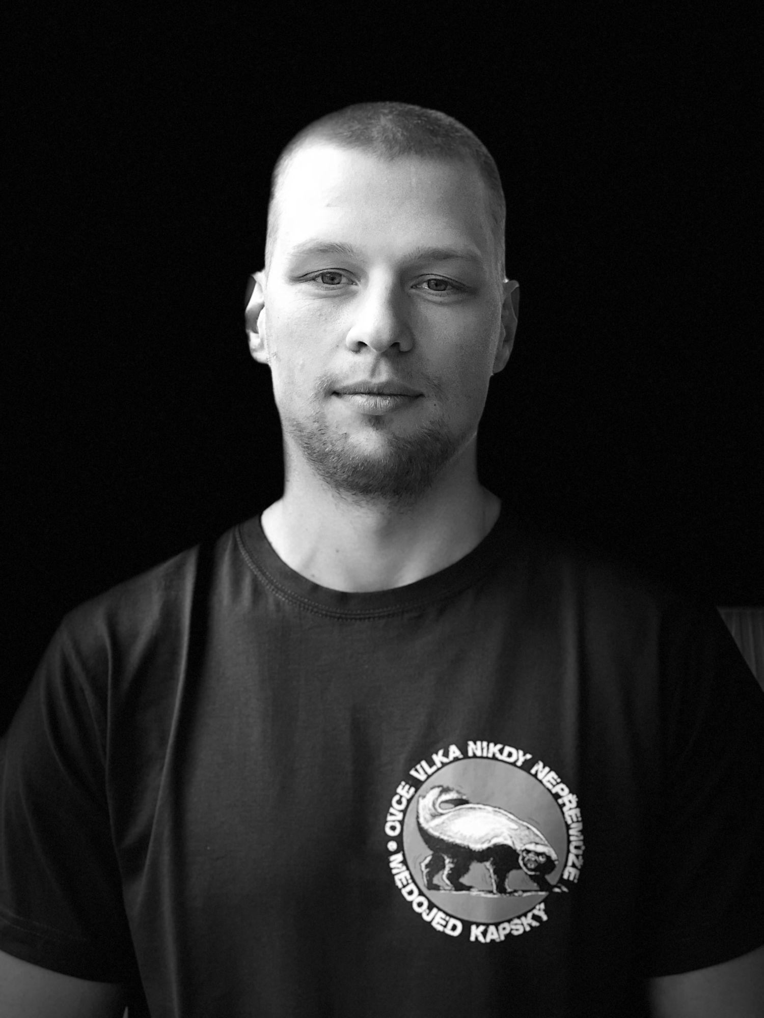 Michal Kuttich instruktor Krav Maga