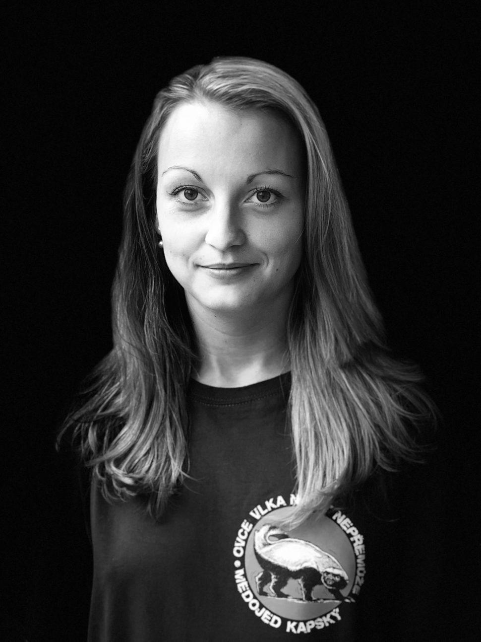 Sabina Kotrčová Krav Maga