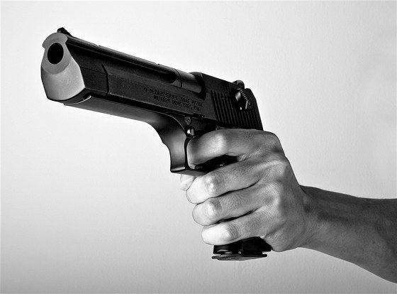 Obrana proti krátké střelné zbrani